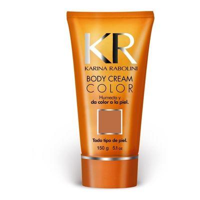Karina-Rabolini-Body-Cream-Color-Intense-150g-en-Pedidosfarma