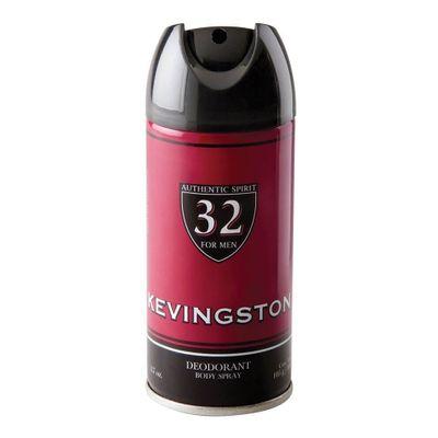 Kevingston-Rojo-32-Desodorante-Hombre-En-Aerosol-X-160-Ml-en-Pedidosfarma