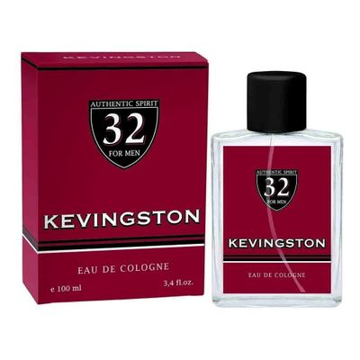 Kevingston-Rojo-32-Perfume-Hombre-Eau-De-Cologne-X-100-Ml-en-Pedidosfarma