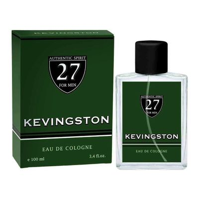Kevingston-Verde-27-Perfume-Hombre-Eau-De-Cologne-X-100-Ml-en-Pedidosfarma