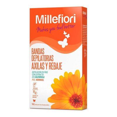 Millefiori-Banda-Axilas-Y-Rebaje-Piel-Normal-16-Unidades-en-Pedidosfarma