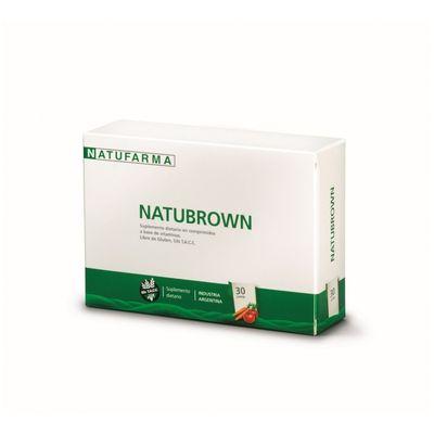 Natufarma-Natubrown-30-Comprimidos-en-Pedidosfarma