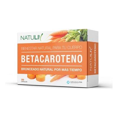 Natuliv-Betacaroteno-Bronceado-Natural-X-30-Capsulas-en-Pedidosfarma