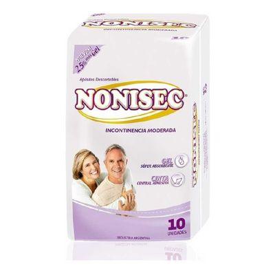 Nonisec-Apositos-Incontinencia-Moderada-Para-Adultos-10-U-en-Pedidosfarma