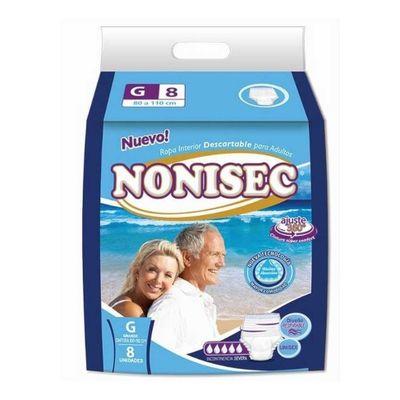 Nonisec-Ropa-Interior-Descartable-Para-Adultos-Grande-8-U-en-Pedidosfarma