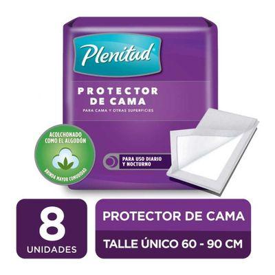 Plenitud-Protector-De-Cama-60-X-90-Cm-X-8-Unidades-en-Pedidosfarma