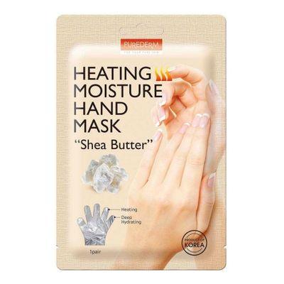Purederm-Heating-Moisture-Hand-Mask-Shea-Butter-1-Par-en-Pedidosfarma