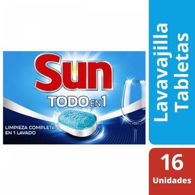 Sun-3en1-Lavavajillas-Para-Maquina-Tabletas-X-16-Unidades-en-Pedidosfarma