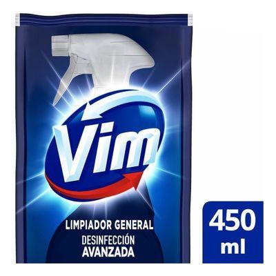 Vim-Desinfeccion-Avanzada-Limpiador-Multiuso-Doypack-X-450ml-en-Pedidosfarma