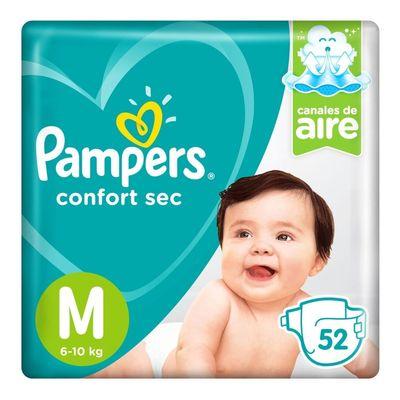 Pampers-Confort-Sec-Pañales-Mediano-X-52-Unidades-en-Pedidosfarma