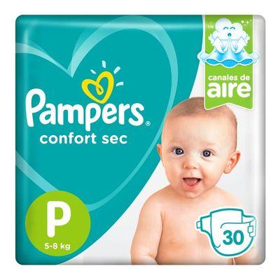 Pampers-Confort-Sec-Pañales-Pequeño-X-30-Unidades-en-Pedidosfarma