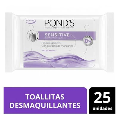 Ponds-Sensitive-Toallitas-Demaquillantes-X-25-Unidades-en-Pedidosfarma