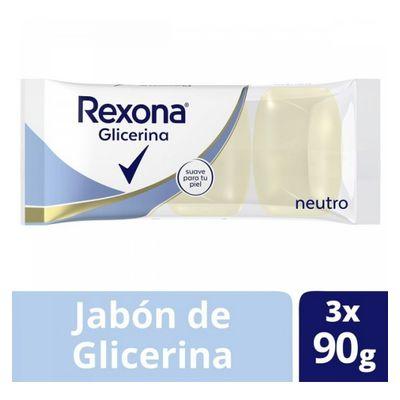 Rexona-Neutro-Jabon-Barra-De-Glicerina-3-Unidades-X-90-G-en-Pedidosfarma