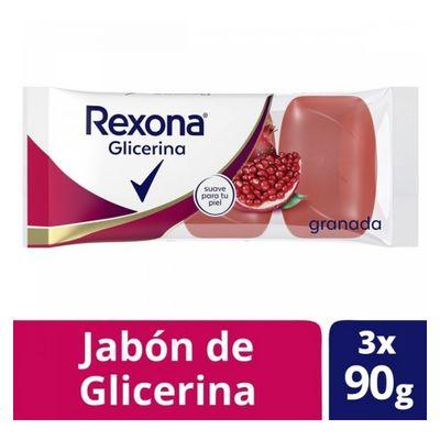 Rexona-Granada-Jabon-Barra-De-Glicerina-3-Unidades-X-90-G-en-Pedidosfarma
