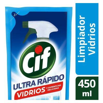 Cif-Limpiador-Liquido-Vidrios-Y-Sup-Delicadas-Doypack-X450ml-en-Pedidosfarma