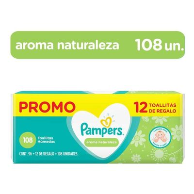 Pampers-Toallitas-Humedas-Aroma-Naturaleza-X-108-U-en-Pedidosfarma