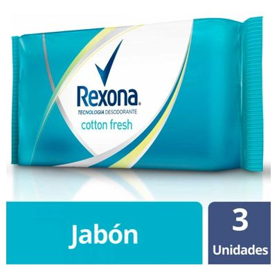 Rexona-Cotton-Fresh-Antibacterial-Jabon-Barra-3-Unid-X-125g-en-Pedidosfarma