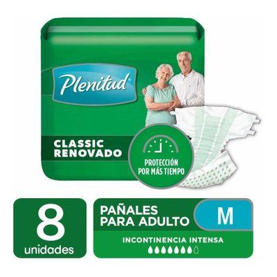 Plenitud-Clasic-Pañal-Para-Adultos-Talle-M-8-Unidades-en-Pedidosfarma