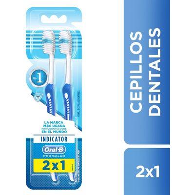 Oral-B-Cepillos-Dental-Pro-Salud-Indicator-2-X-1-en-Pedidosfarma