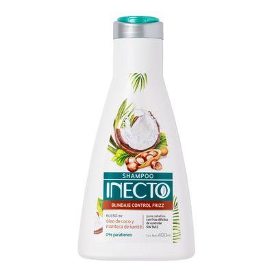 Inecto-Shampoo-Blindaje-Control-Frizz-400ml-en-Pedidosfarma