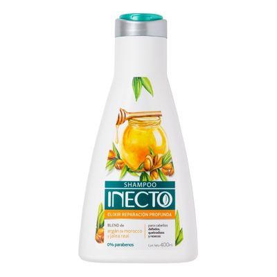 Inecto-Shampoo-Elixir-Reparacion-Argan-Y-Jalea-Real-400ml-en-Pedidosfarma