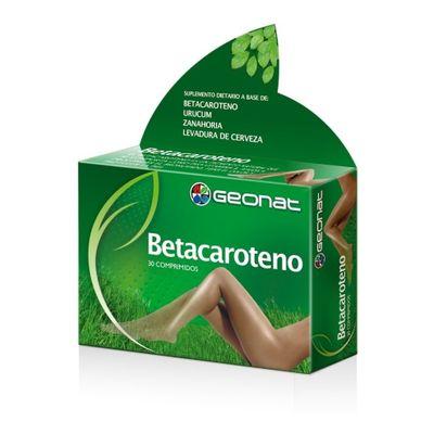 Geonat-Betacaroteno-Bronceado-De-La-Piel-30-Comprimidos-en-Pedidosfarma