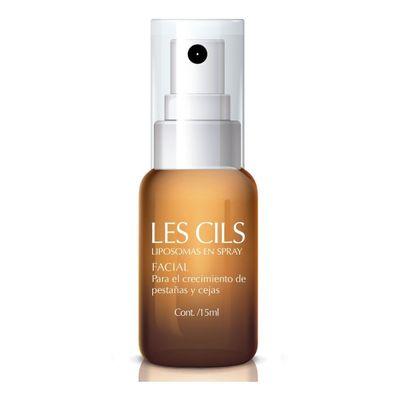 Les-Cils-Crecimiento-De-Pestañas-Cejas-Liposomas-Spray-15ml-en-Pedidosfarma
