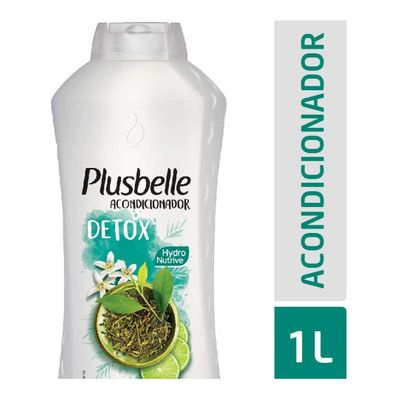 Plusbelle-Detox-Purificante-Acondicionador-1000ml-en-Pedidosfarma