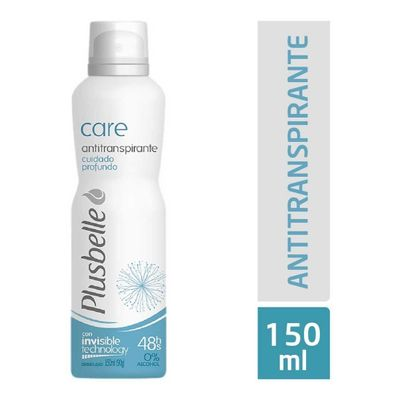 Plusbelle-Care-Cuidado-Profundo-Antitraspirante-Aero-150ml-en-Pedidosfarma