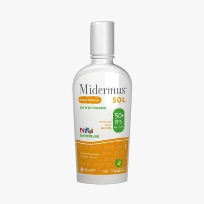 Midermus-Sol-Niños-Protector-Solar-Emulsion-Fps50-150ml-en-Pedidosfarma