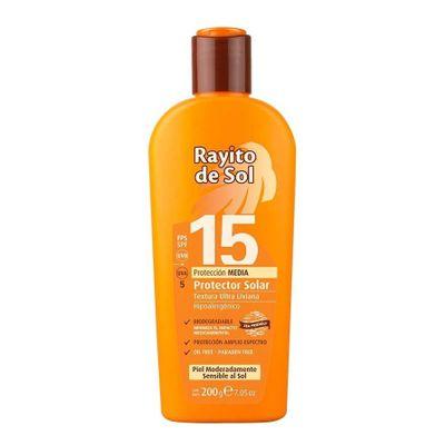 Rayito-De-Sol-Protector-Solar-Oil-Free-Emulsion-Fps15-200g-en-Pedidosfarma