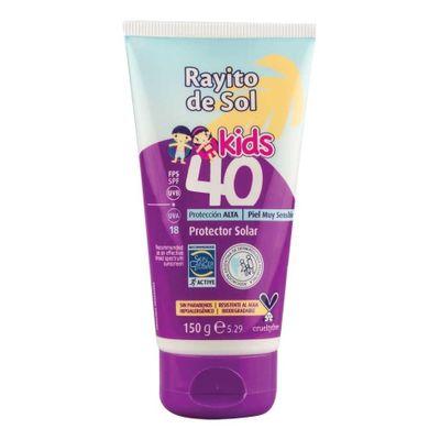 Rayito-De-Sol-Kids--Protector-Solar-Crema-Fps40-150g-en-Pedidosfarma
