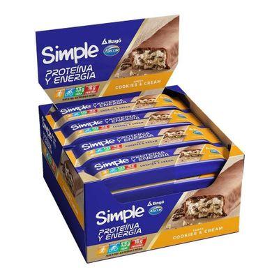 Simple-Proteina-Y-Energia-Barra-Proteica-Cookies-Y-Cream-16u-en-Pedidosfarma