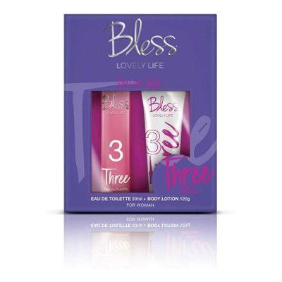 Bless-Lovely-Six-Three-Kit-Perfume-Edt-50ml-Body-Lotion-120g-en-Pedidosfarma