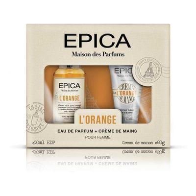 Epica-Orange-Estuche-Perfume-Edp-50ml-Y-Crema-De-Manos-60g-en-Pedidosfarma