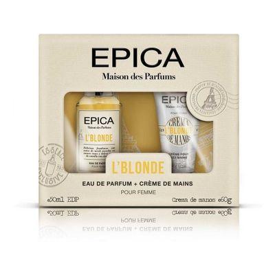 Epica-L-Blonde-Estuche-Perfume-Edp-50ml-Y-Crema-De-Manos-60g-en-Pedidosfarma
