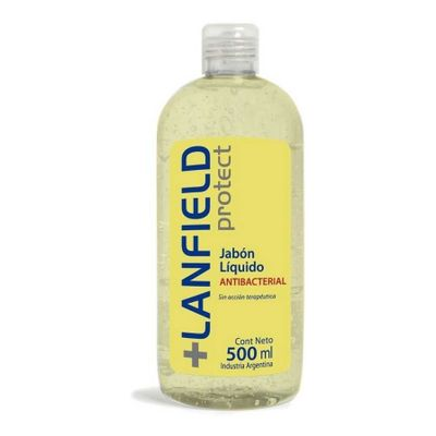 Lanfield-Antibacterial-Protect-Jabon-Liquido-500ml-en-Pedidosfarma