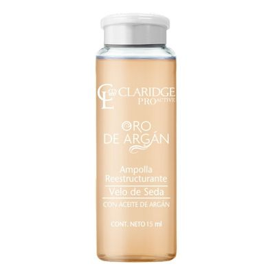 Claridge-Oro-De-Argan-Restructurante-Ampolla-Capilar-15ml-en-Pedidosfarma