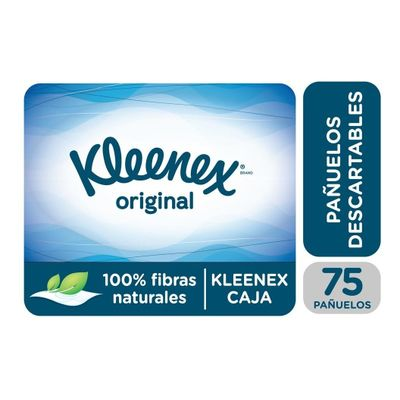 Kleenex-Original-Pañuelos-Descartables-75-Unidades-en-Pedidosfarma