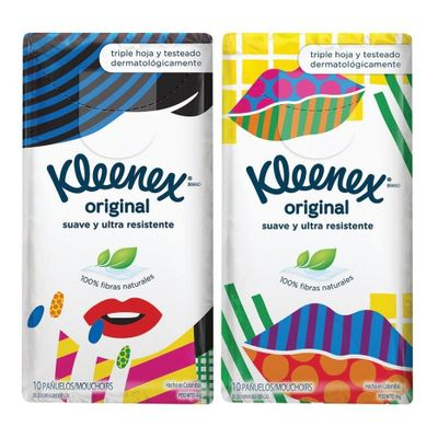 Kleenex-Original-Pañuelos-Descartables-Sobres-4-Unidades-en-Pedidosfarma
