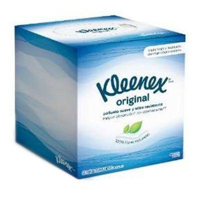 Kleenex-Original-Pañuelos-Descartables-Cubo-60-Unidades-en-Pedidosfarma