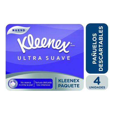 Kleenex-Dermoseda-Pañuelos-Descartables-Pocket-4-Unidades-en-Pedidosfarma
