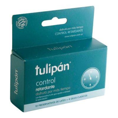 Tulipan-Control-Retardante-Preservativo-12-Unidades-en-Pedidosfarma
