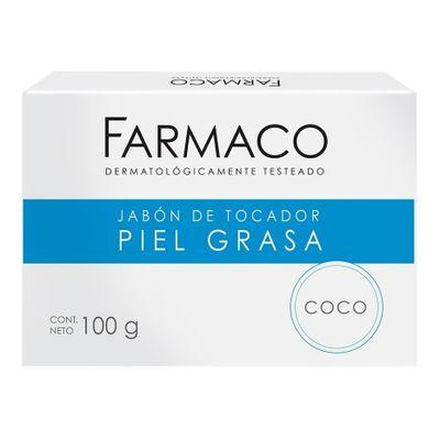 Farmaco-Coco-Jabon-En-Barra-Piel-Grasa-100g-en-Pedidosfarma