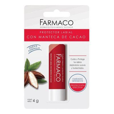Farmaco-Protector-Labial-Con-Manteca-De-Cacao-4g-en-Pedidosfarma