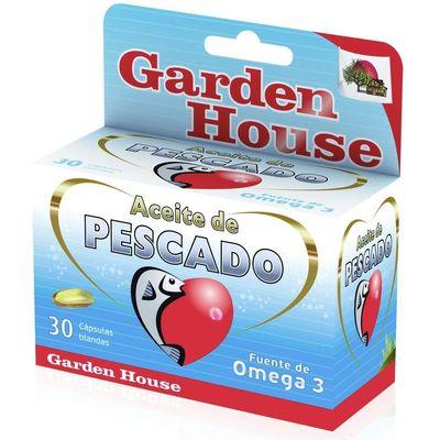 Garden-House-Aceite-De-Pescado-30-Capsulas-en-Pedidosfarma