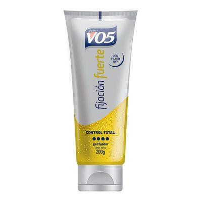 Vo5-Gel-Fijador-Fuerte-Control-Total-200g-en-Pedidosfarma