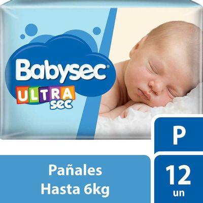 Babysec-Ultra-Sec-Pañales-Pequeños-Pack-12-Unidades-en-Pedidosfarma
