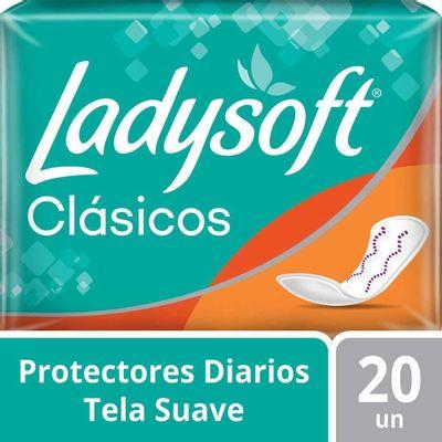 Ladysoft-Protector-Diario-Clasico-Suave-Sin-Alas-20u-en-Pedidosfarma