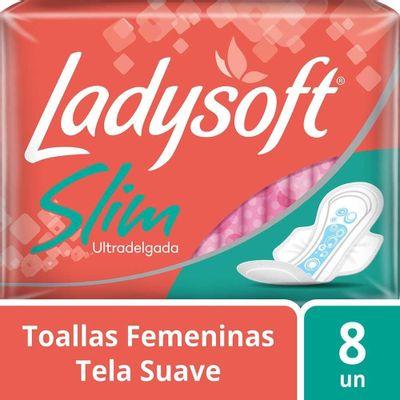 Ladysoft-Toallas-Femeninas-Slim-Suave-Con-Alas-8-Unidades-en-Pedidosfarma
